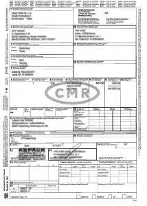 CMR (международная товарно-транспортная накладная)